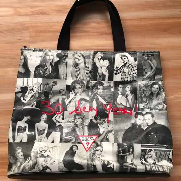 Vintage Guess Tote Bag